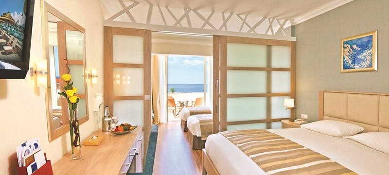 Olympic Lagoon Resort Paphos Family Suite