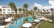 Olympic Lagoon Resort Paphos Adult Only Pool