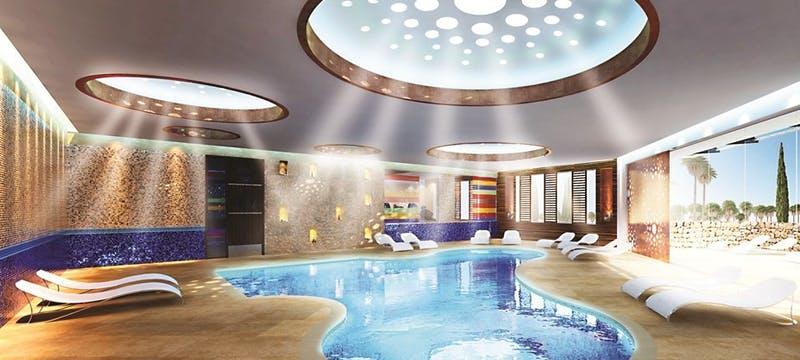 Olympic Lagoon Resort Paphos Indoor Pool