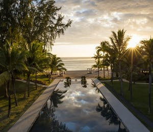 Resort Gardens at Outrigger Mauritius Resort