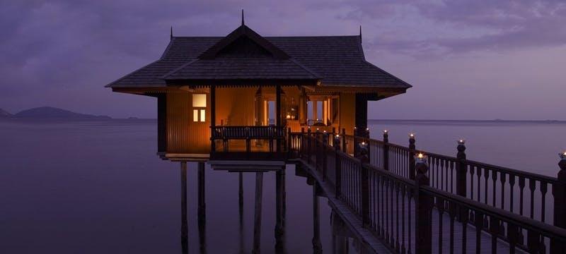 Sea Villa at Pangkor Laut Resort