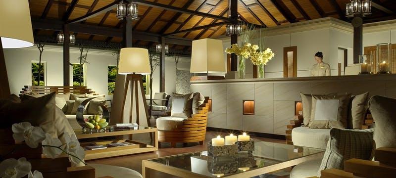 Reception at Pangkor Laut Resort