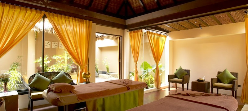 Paradee Spa Room