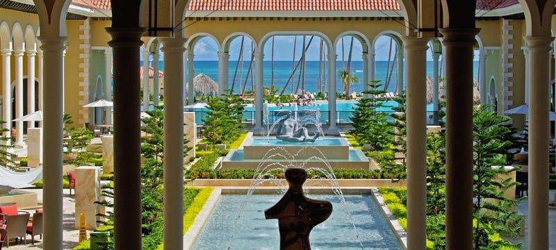 Palma Real Lobby
