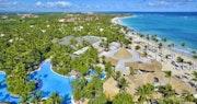 Aerial Views Of Paradisus Punta Cana