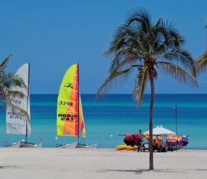 Paradisus Varadero's Views Of The Beach