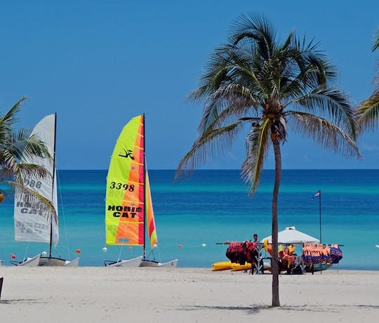 Beach Front Varadero All Inclusive Resort plus Colonial Boutique Havana Hotel
