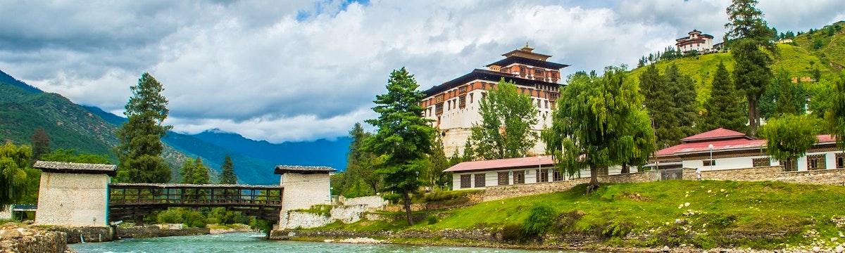 Bhutan by Region