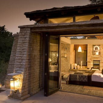 Pashan Garh, A Taj Safari Lodge