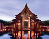 Arrival Pavilion at Phulay Bay - A Ritz Carlton Reserve