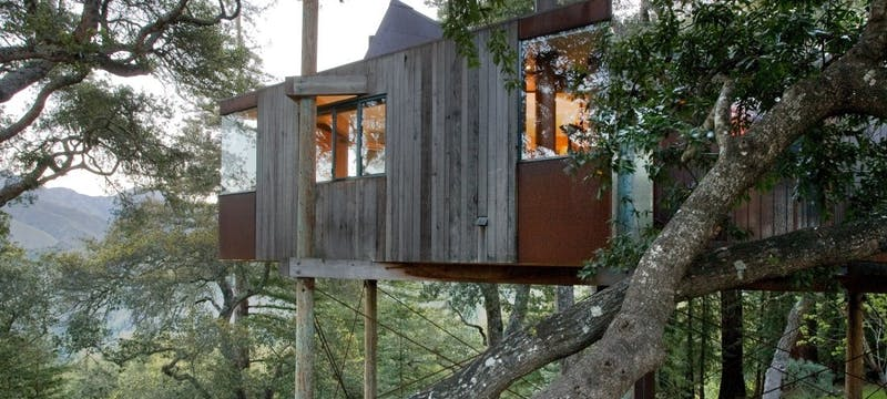 Tree House at Post Ranch Inn