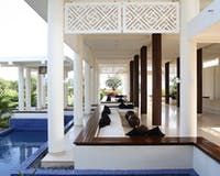 Lobby at Princess d'Annam Resort & Spa