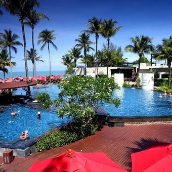 Pool at Ramada Khao Lak