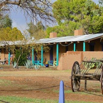 East Wing, Rancho de la Osa
