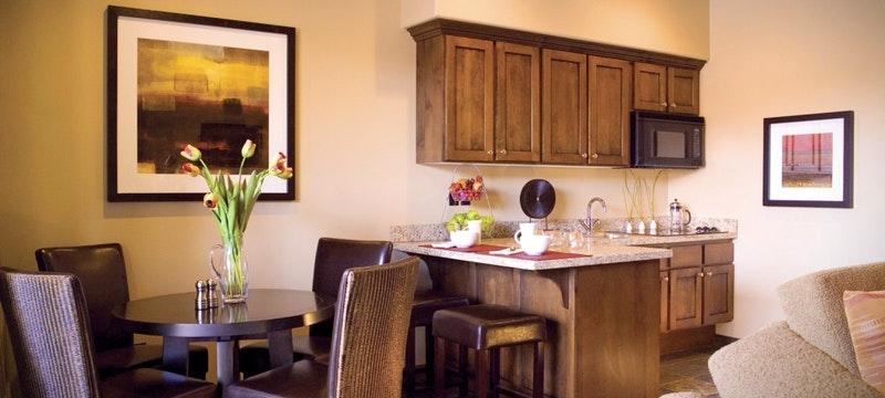 Villas Kitchen-Dining