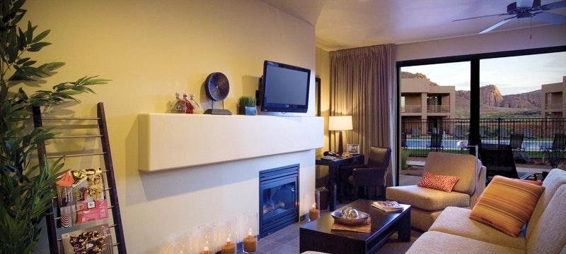 Villas Living Room
