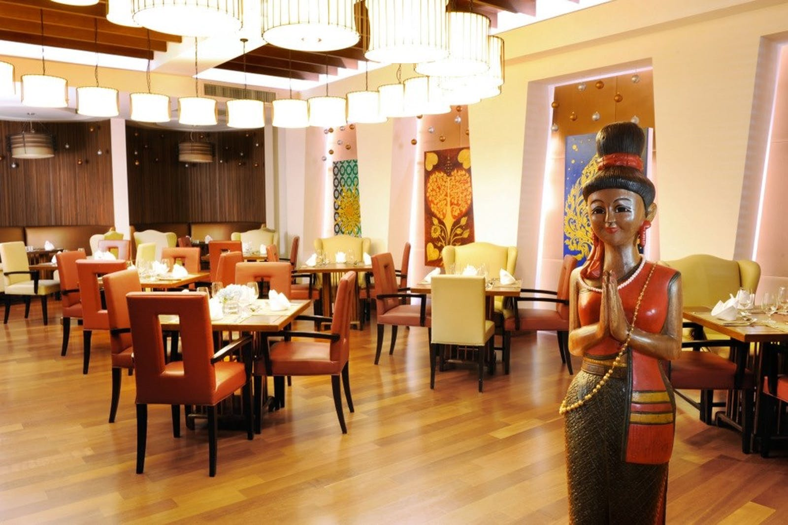 Restaurant Red Pepper at Rembrandt Hotel Bangkok