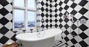 Adalbjorg Suite Bathroom