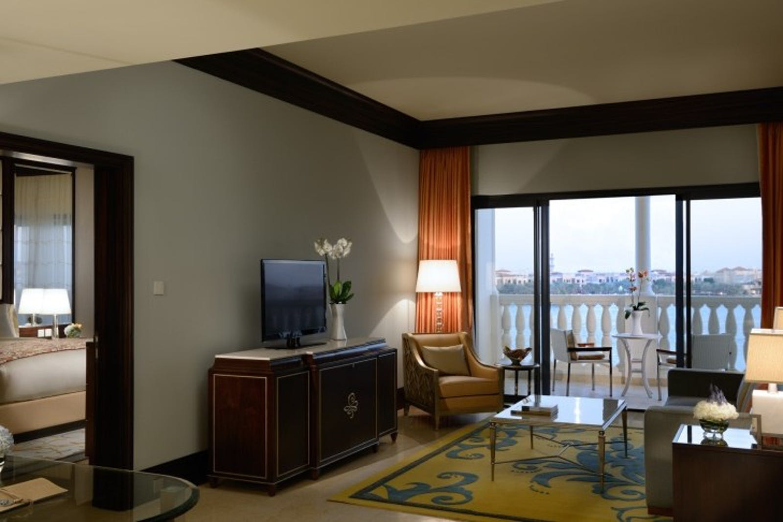 Executive Suite at Ritz Carlton Abu Dhabi, Grand Canal