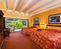 Twin Bedroom at River Terrace Resort & Convention Center, Tenessee