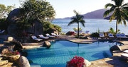 Rosewood Swimming Pool with Bay Views