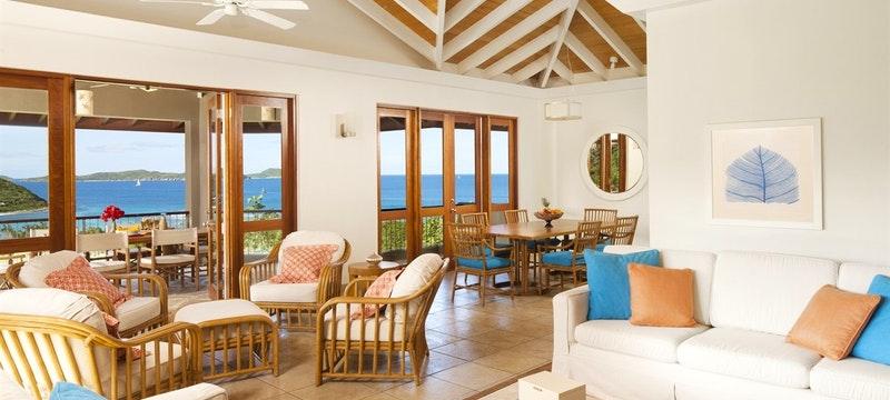 Rosewood Villa Living Room