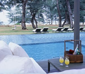 Poolside at SALA Phuket Resort & Spa