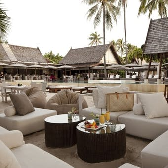 Beach Bar at SALA Samui Resort & Spa