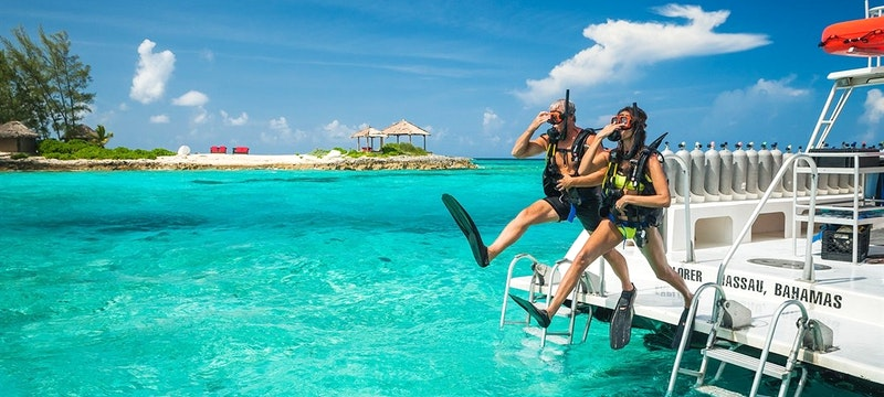 Complimentary Scuba Diving For Qualified Divers