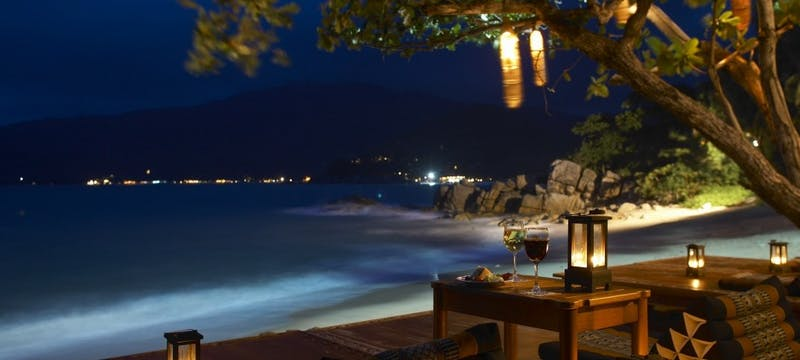 By The Sea Restaurant and Bar at Santhiya Koh Phangan Resort & Spa