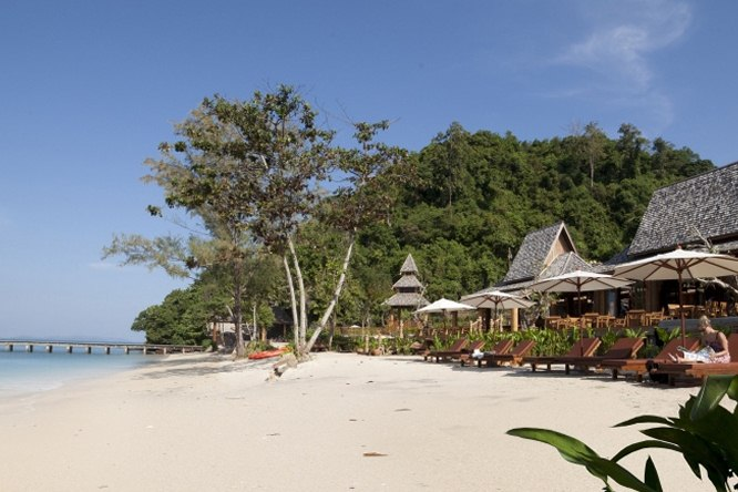 Santhiya Beach at Santhiya Koh Yao Yai Resort & Spa