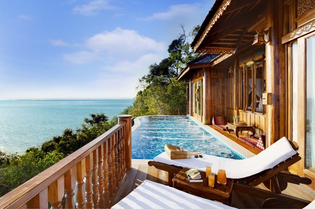 Santhiya Ocean View Pool Villa Suite at Santhiya Koh Yao Yai Resort & Spa