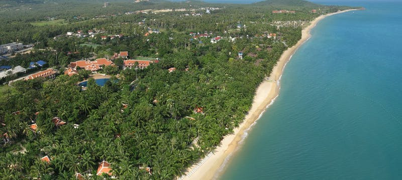 Santiburi Beach