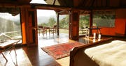 Accommodation at Saruni Mara Lodge