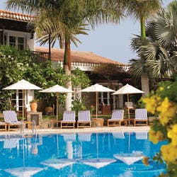 pool at Seaside Grand Hotel Residencia, Gran Canaria