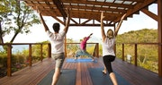 Yoga at Sunset Deck
