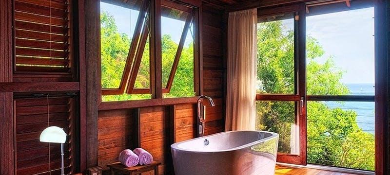 Zabuco Villa Bathroom