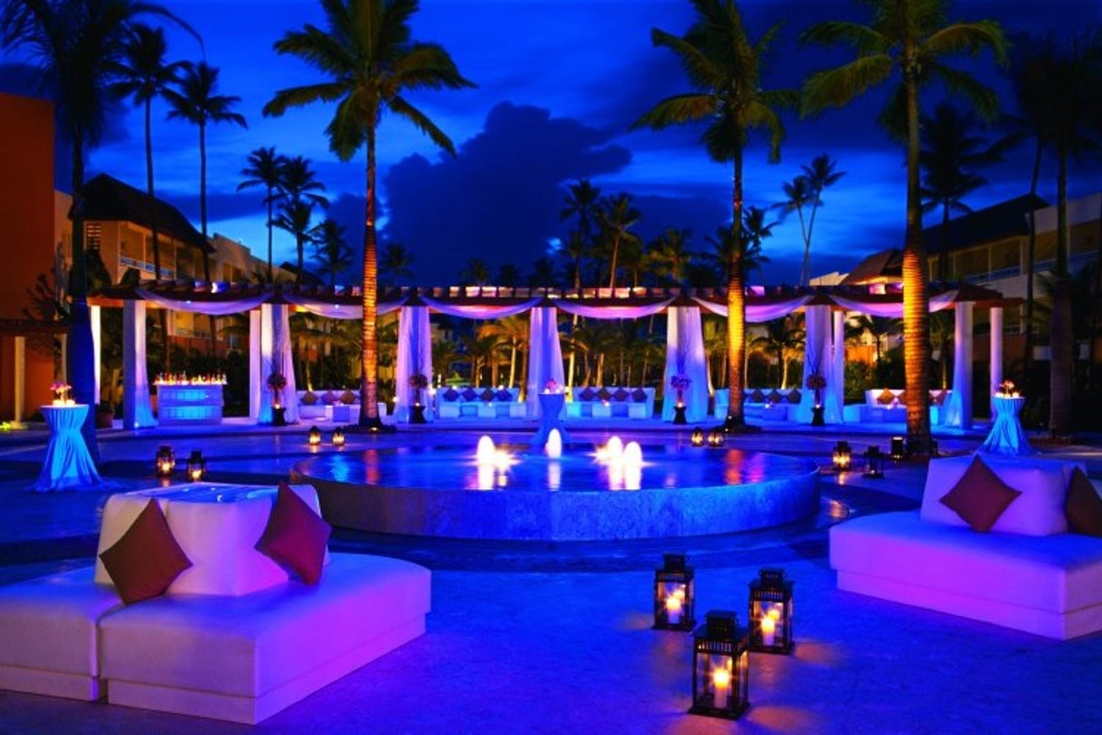 Plaza at Secrets Royal Beach Punta Cana, Dominican Republic
