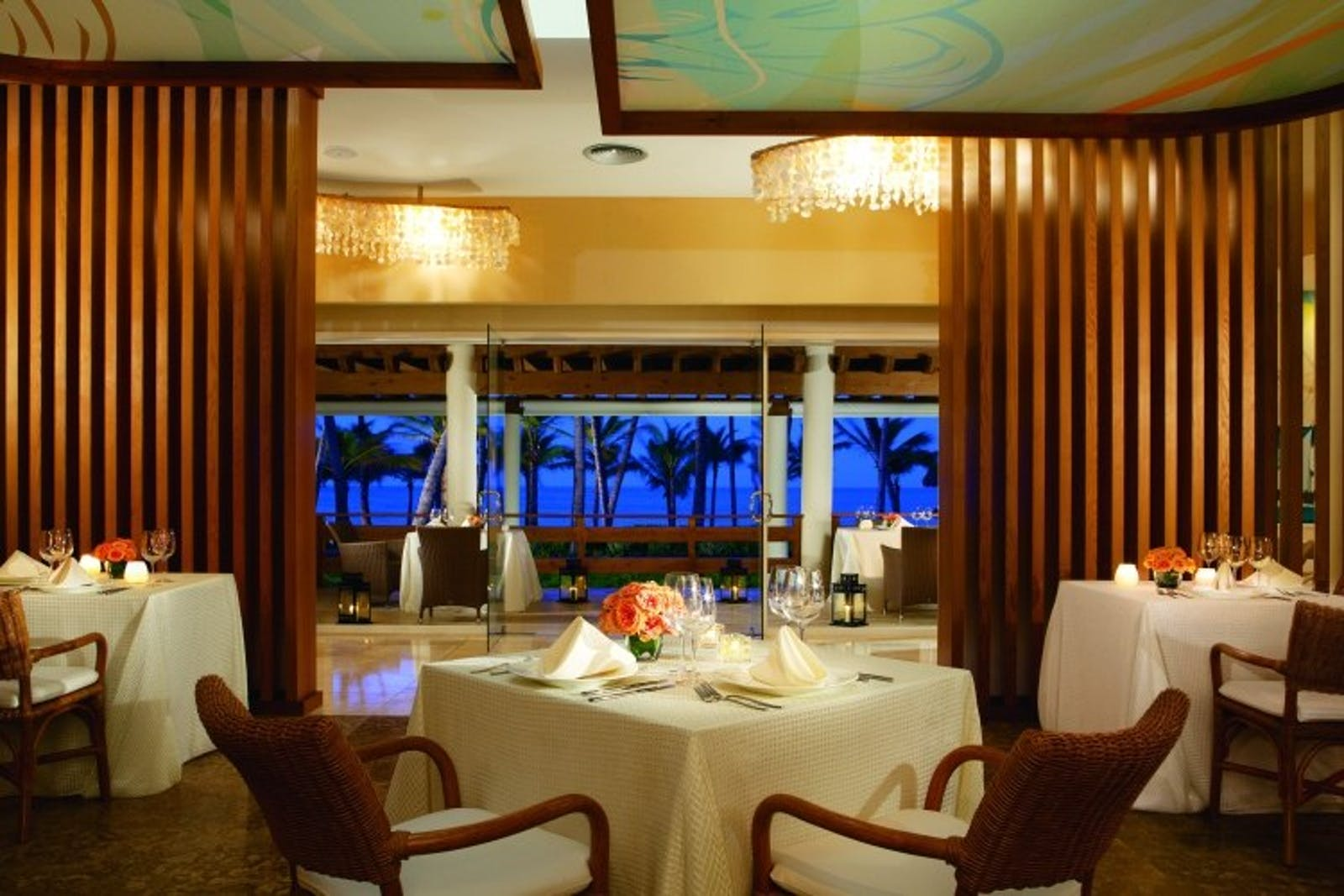 Seaside Grill at Secrets Royal Beach Punta Cana, Dominican Republic