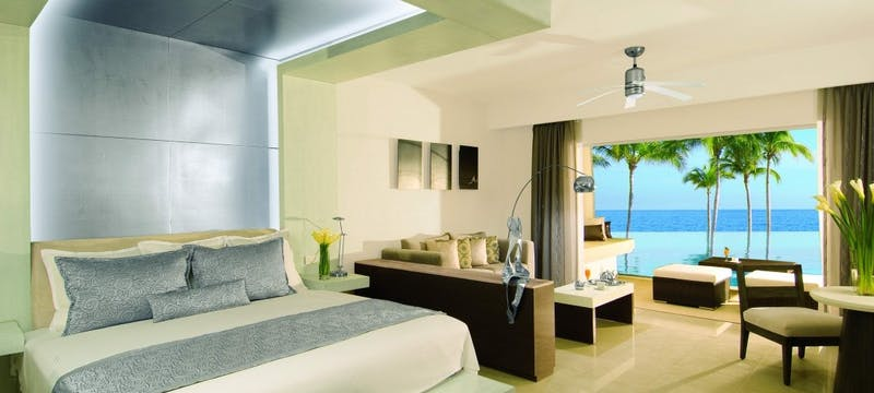 Junior Suite at Secrets Silversands Riviera Cancun