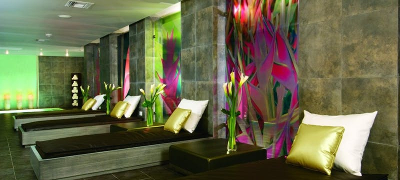 Spa Relaxation Room at Secrets Silversands Riviera Cancun