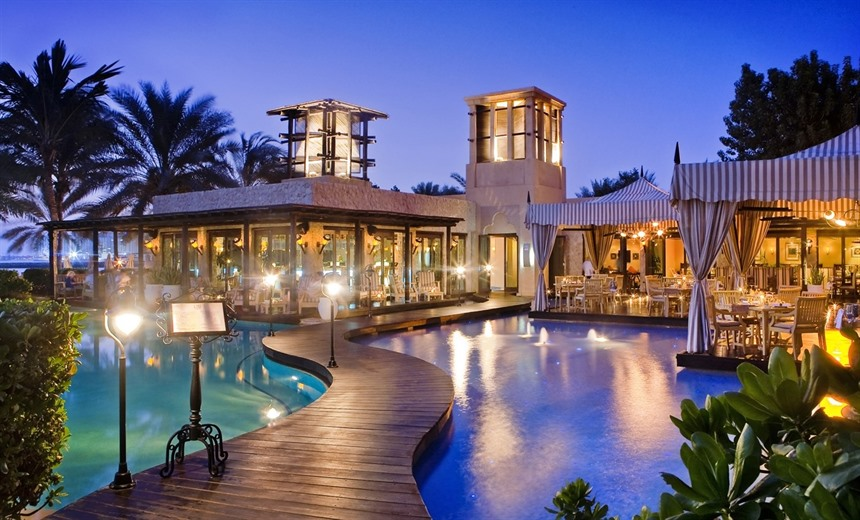 Eauzone Restaurant - One&Only Royal Mirage