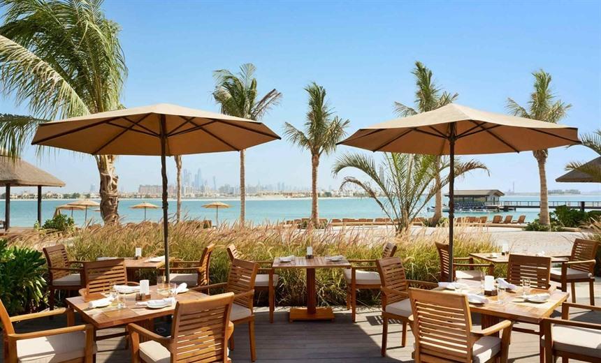 Experience the legendary brunch at Sofitel the Palm, Dubai