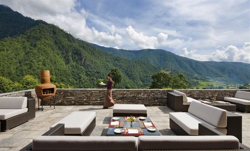 Uma Punakha by COMO, Bhutan