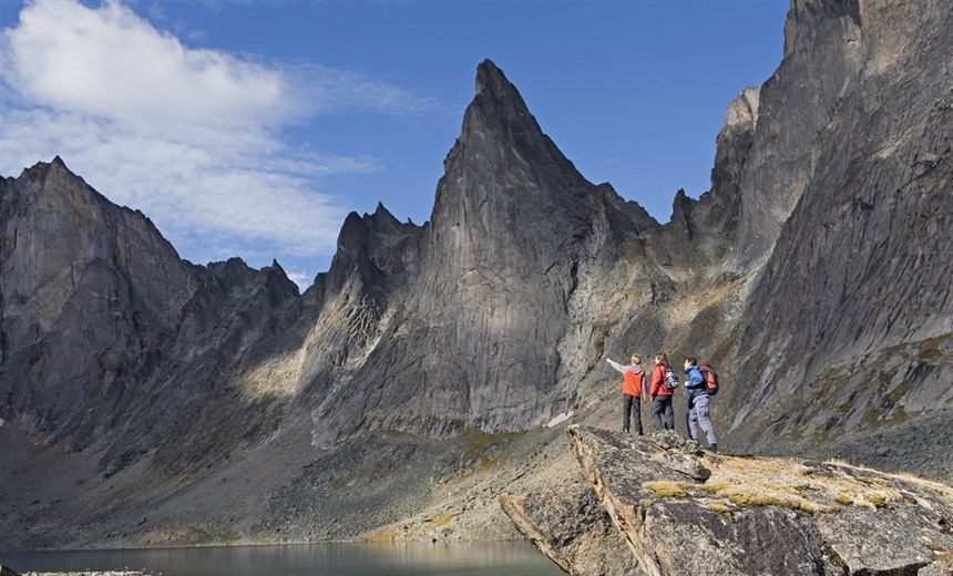 Tombstone Territorial Park, Yukon. Credit: F Mueller