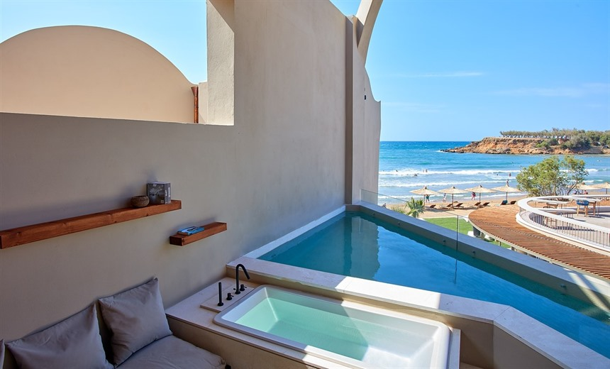 Sublime Loft, Domes Noruz Chania