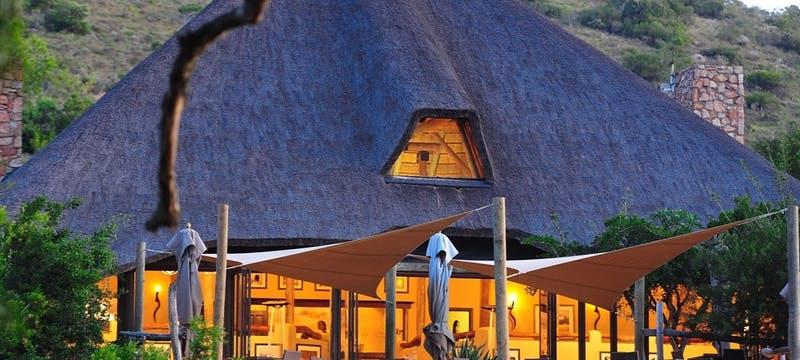 Shamwari Bayethe Tented Lodge Main Lounge