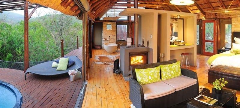 Superior Tent Interior