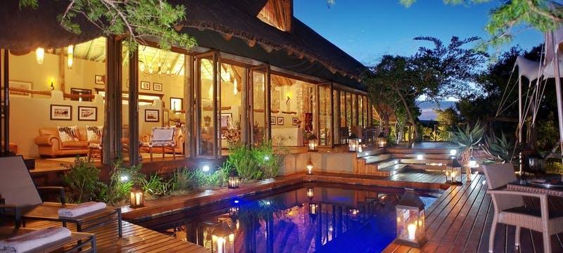 Shamwari Bayethe Main Lodge