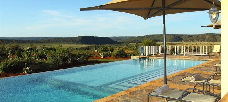 Shamwari Riverdene Lodge Pool